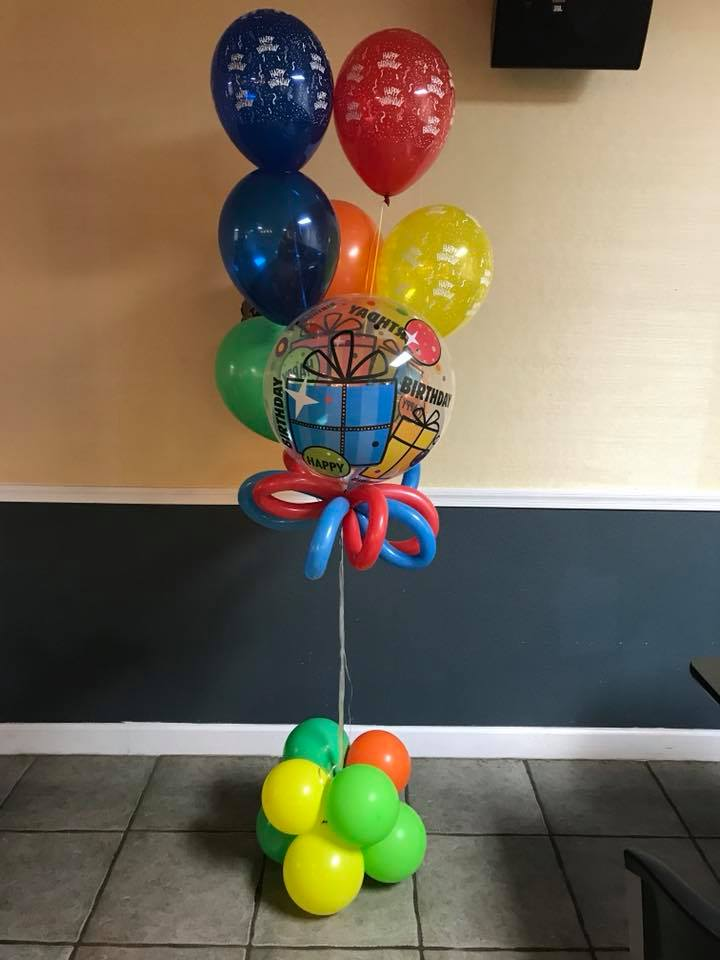 Birthday Balloons | Birthday Balloon Bouquets