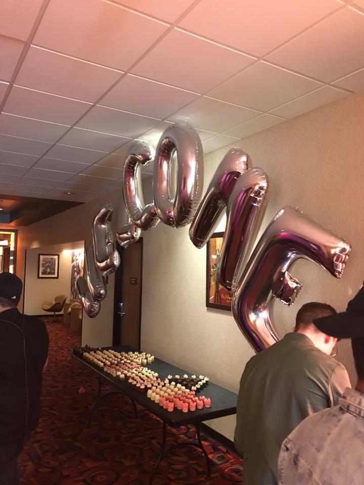Balloon Letters | Balloon Number | Helium Balloons