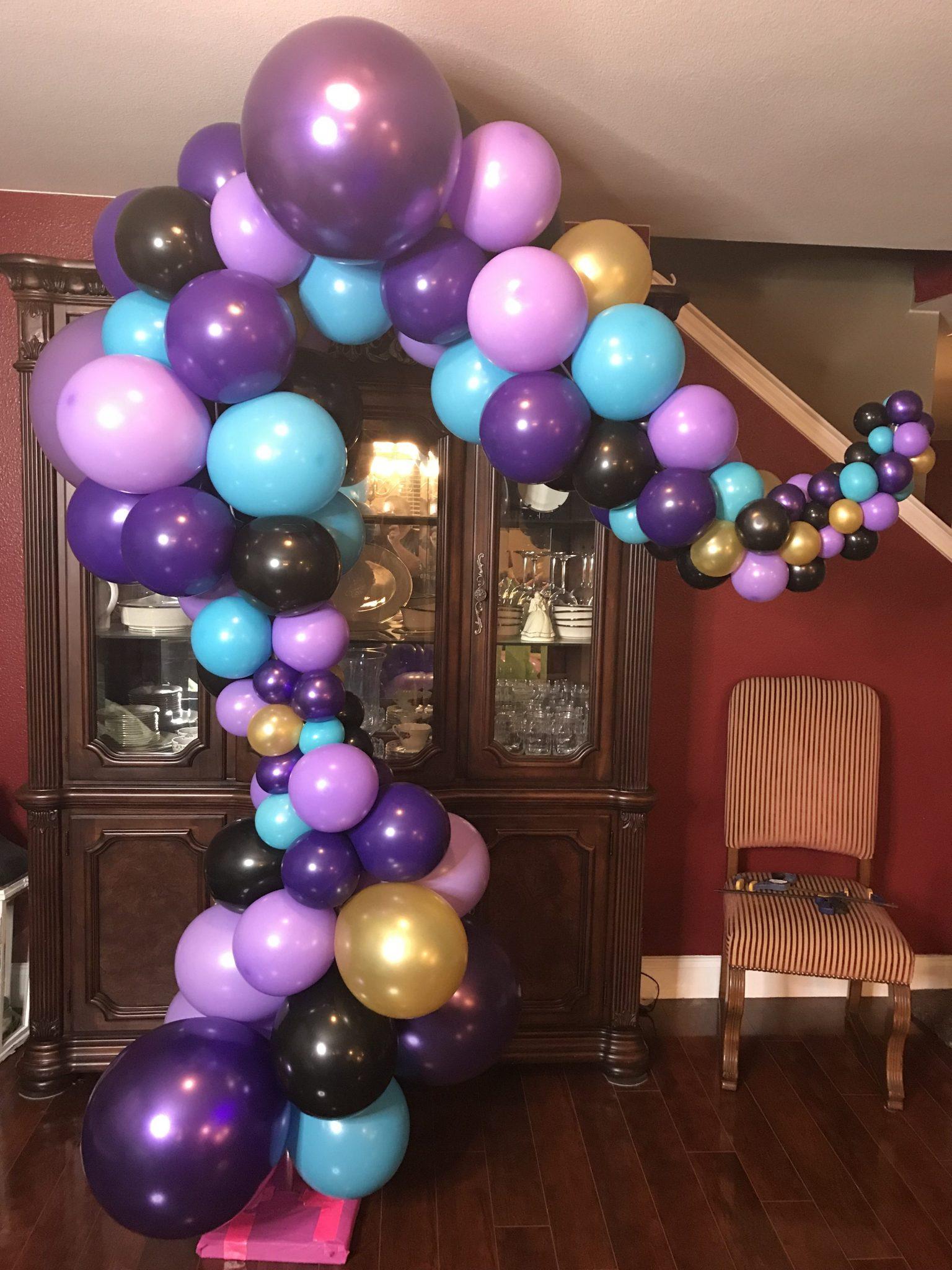 Balloon Arch | Organic Balloon Arch | Balloons