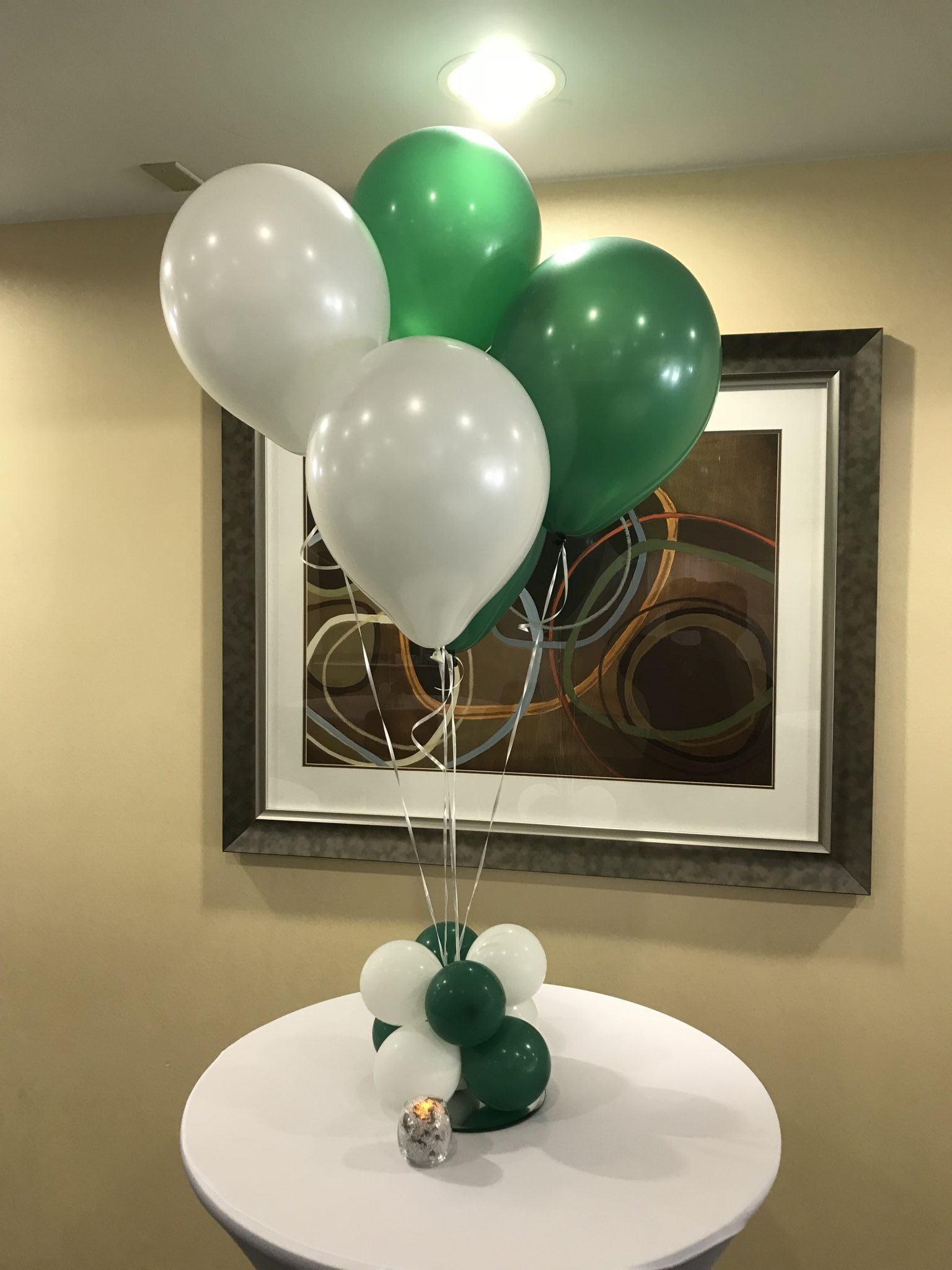 Balloons | Balloon centerpiece