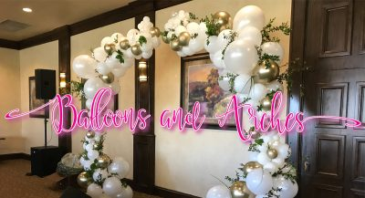 Balloons and Arches | Organic Balloons