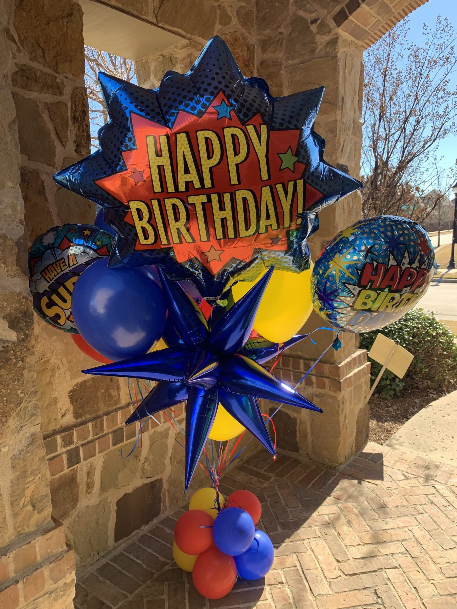 Birthday Balloons | Balloons | Balloon delivery