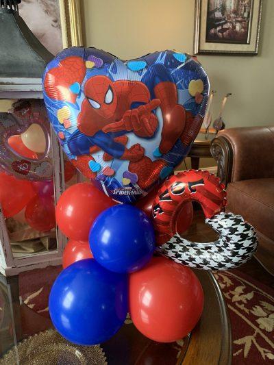 Spider man Valentines
