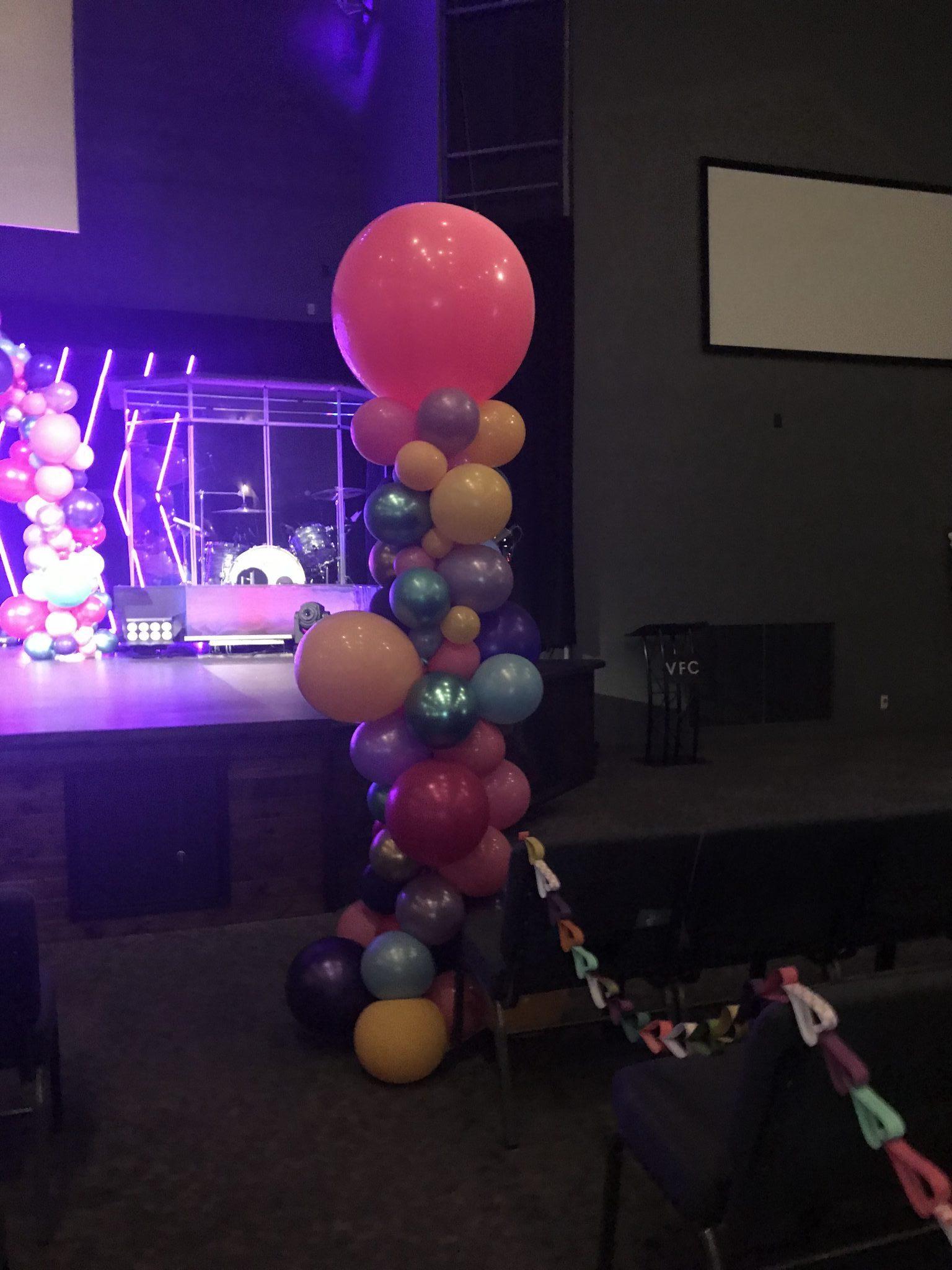 Balloon Column | Balloons | Balloons near me