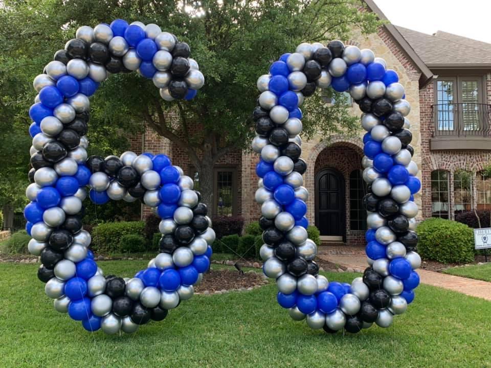 Balloon Yard Number 60