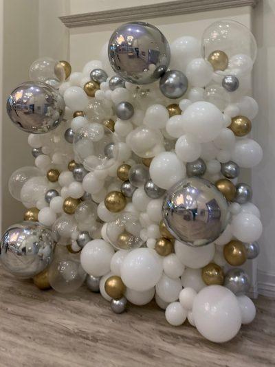 Balloon Wall | Organic Balloons