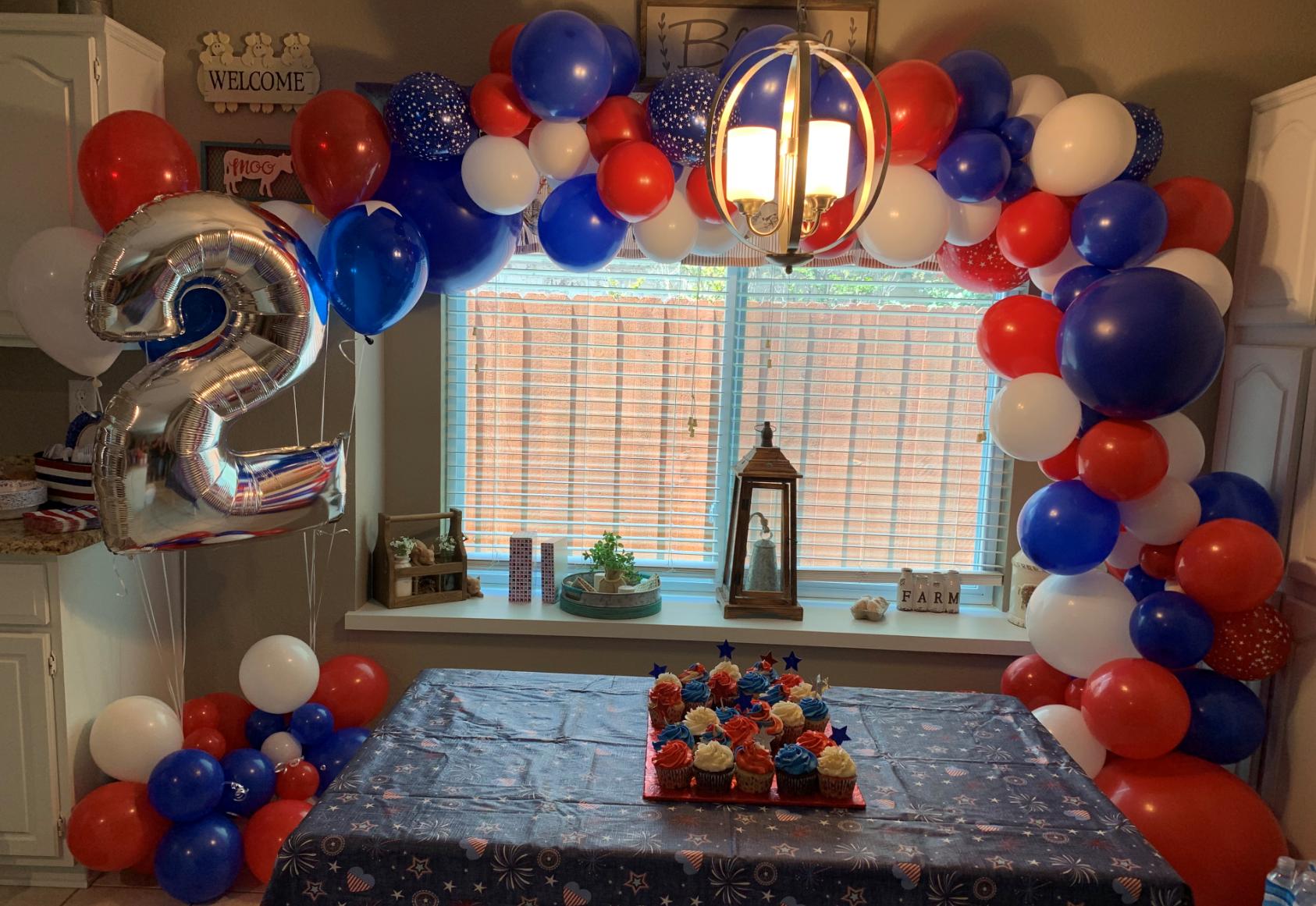 Balloon Garland | Balloons | Organic Balloons