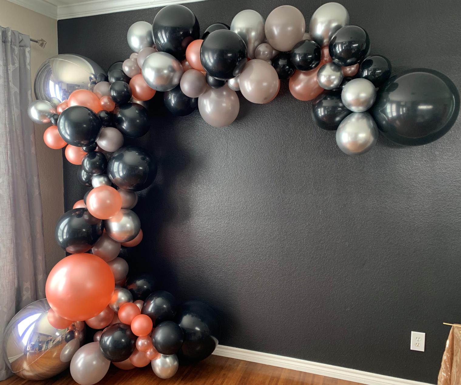 Organic Garland | Balloons | Graduation Balloons